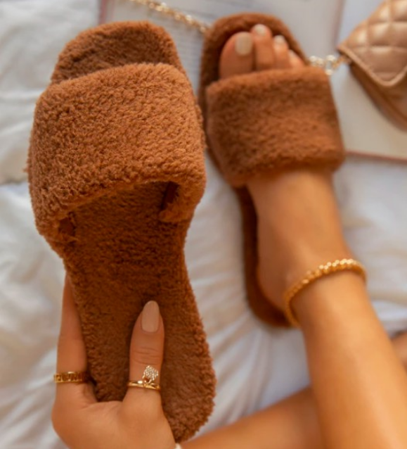 Life Is Better In Comfy Slippers