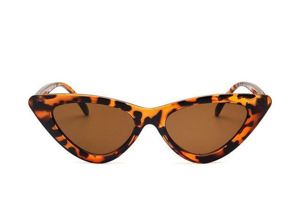 The Time Is Meow Cat Eye Sunglasses