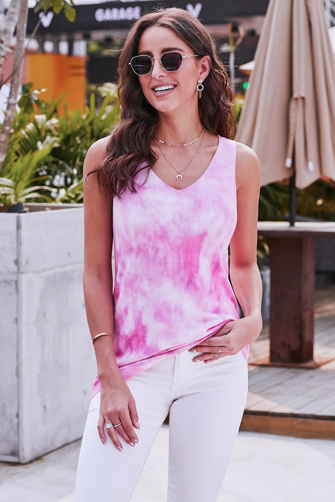 Be More You And Less Of Them Tie-Dye Top