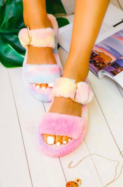 Hello Winter, Time To Get Cozy Slippers