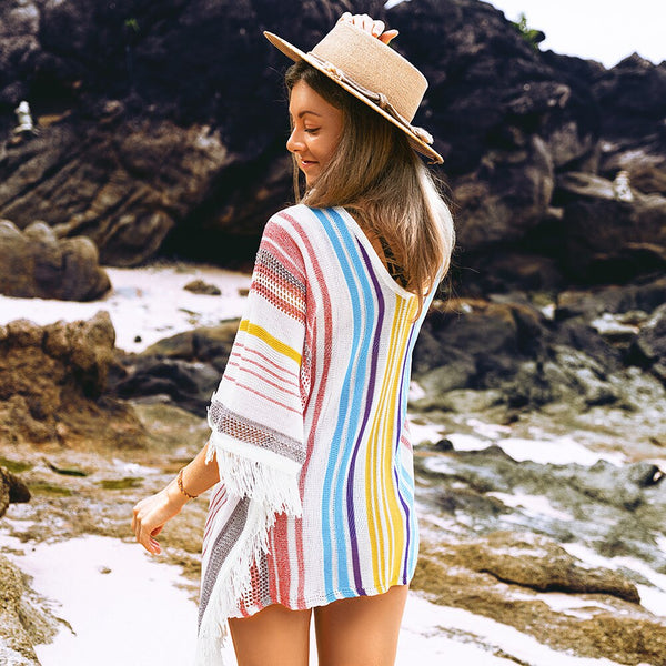 See Good In All Things Beach Cover-Up