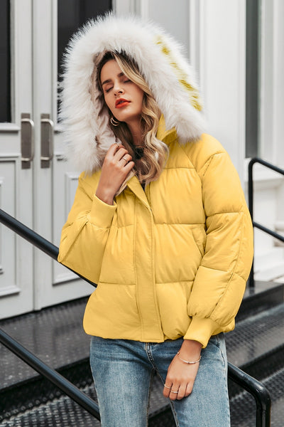 Dear Santa Hooded Parka