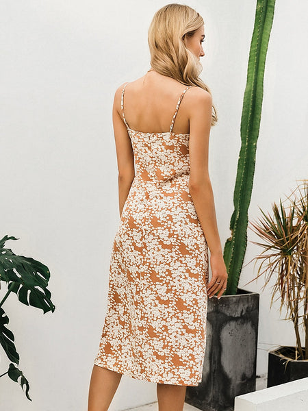 And Then You Became My Sunshine Floral Dress