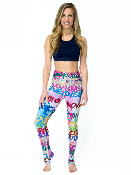 Highway to Love Leggings