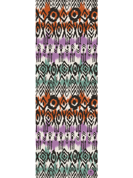 Tribal Stripe Yoga Mat