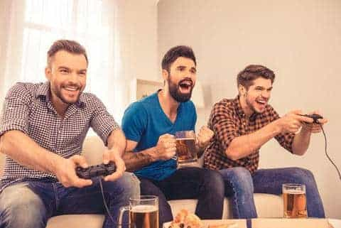 Game of joysticks, have the perfect gaming night in 4 steps