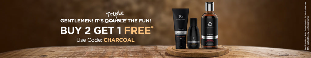 GENTLEMEN TRIPLE FUN | Buy 2 Get 1 FREE Skincare Products