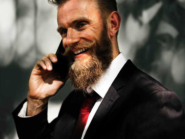 Growing A Beard? Do It Proper!