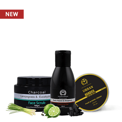 Deep Cleanse Trio:The Man Company