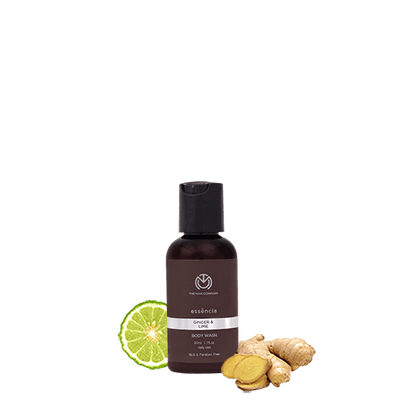 The Man Company:Ginger & Lime Miniature | Body Wash