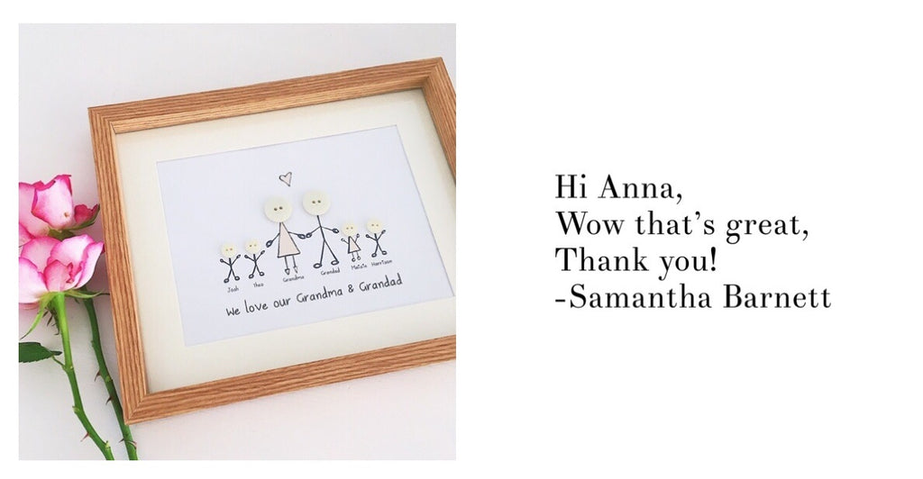 Customer Review - Samantha Barnett