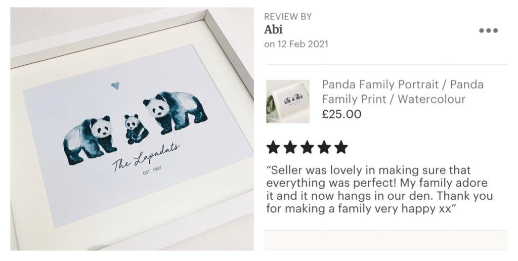 Customer Review - Abi