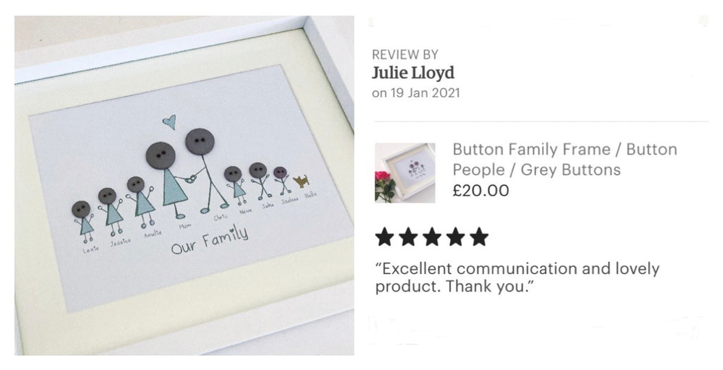 Customer Review - Julie Lloyd