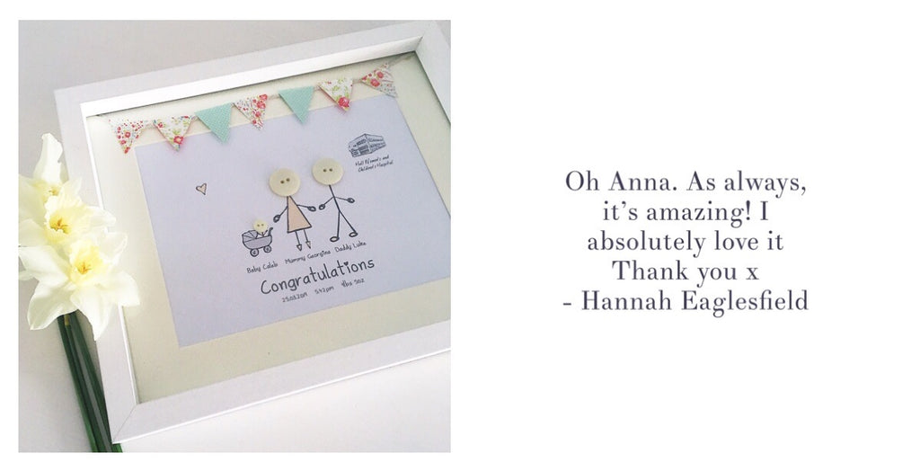 Customer Review - Hannah Eaglesfield