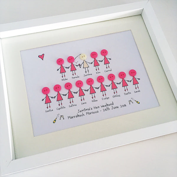 Hen Party Gift / Bride to Be