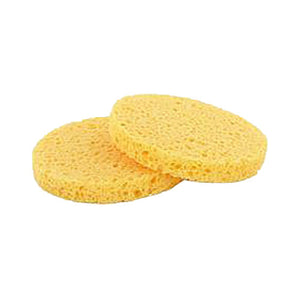 Cleansing Facial Sponges 2-Pack
