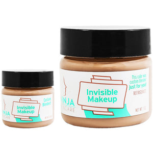 Invisible Makeup – Liquid Foundation