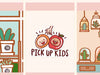 FI038: Pick up kids