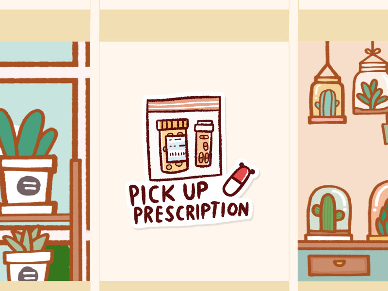 FI081: Pick up prescriptions