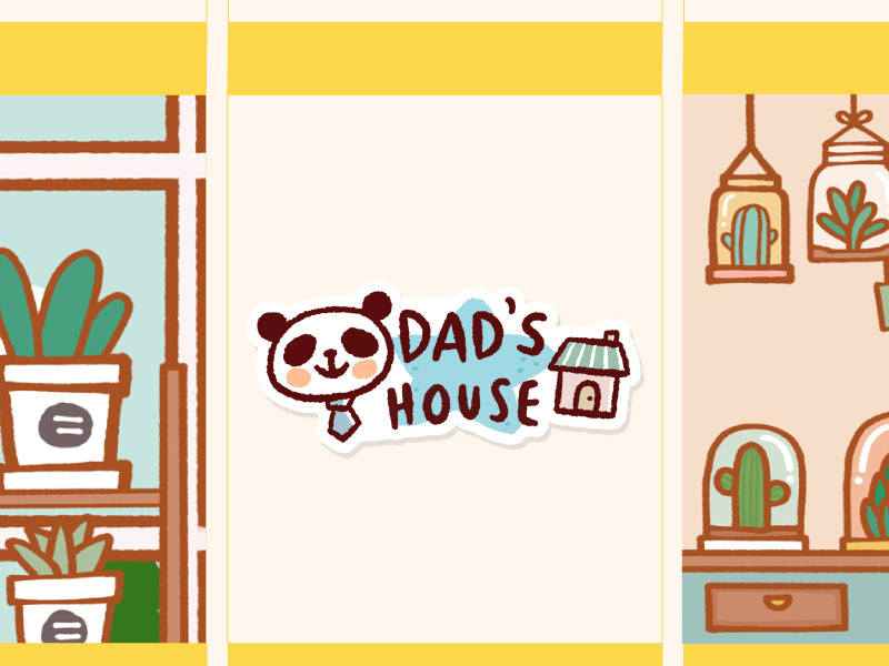 FI084: Dad's house
