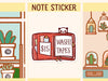 Note stickers