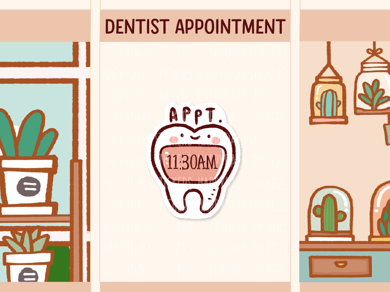 FI111: Dentist appointment
