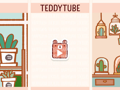 FI132: Teddy YouTube