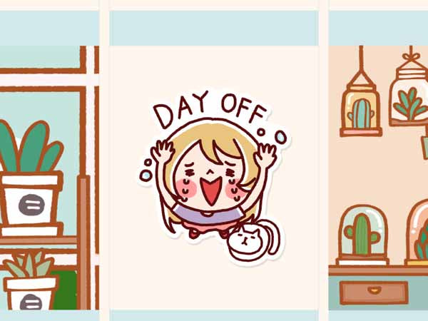 HF025: Day off