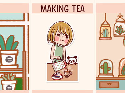 HF123: Making tea