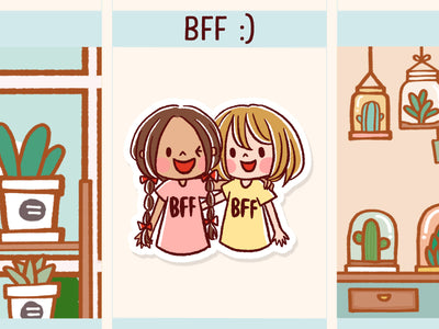 HF137: Best friend forever