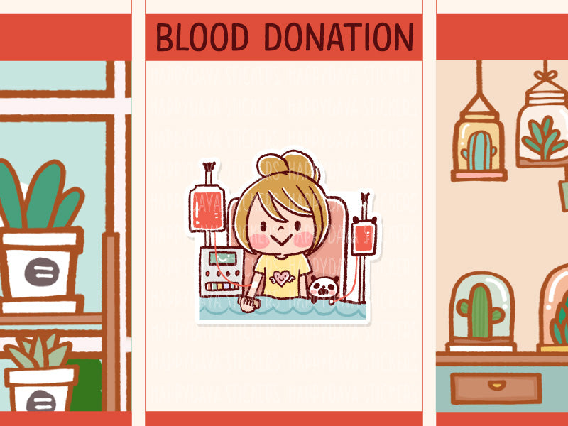 HF163: Blood donation