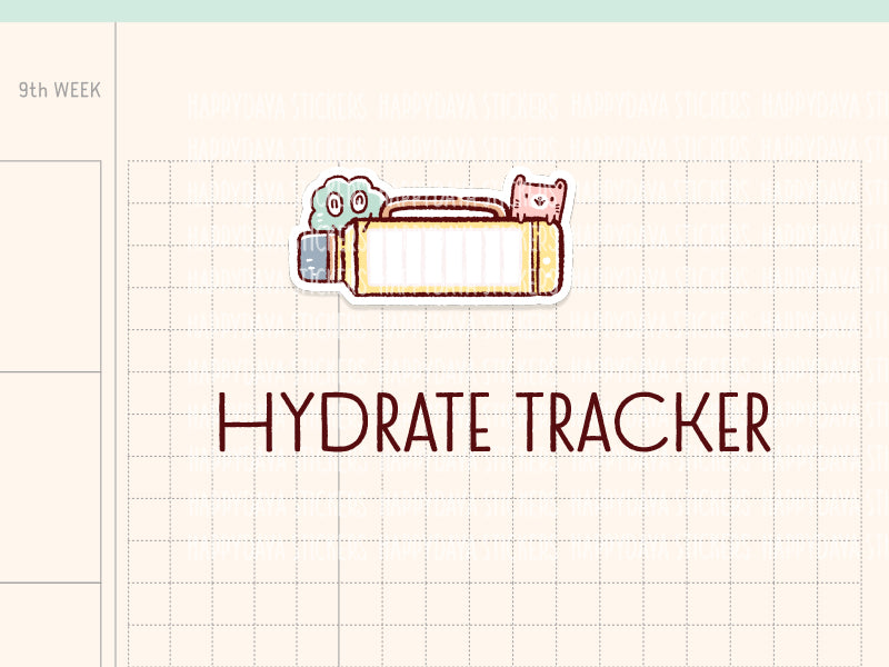 HWF021: Hydrate tracker (Mamu and Moss)