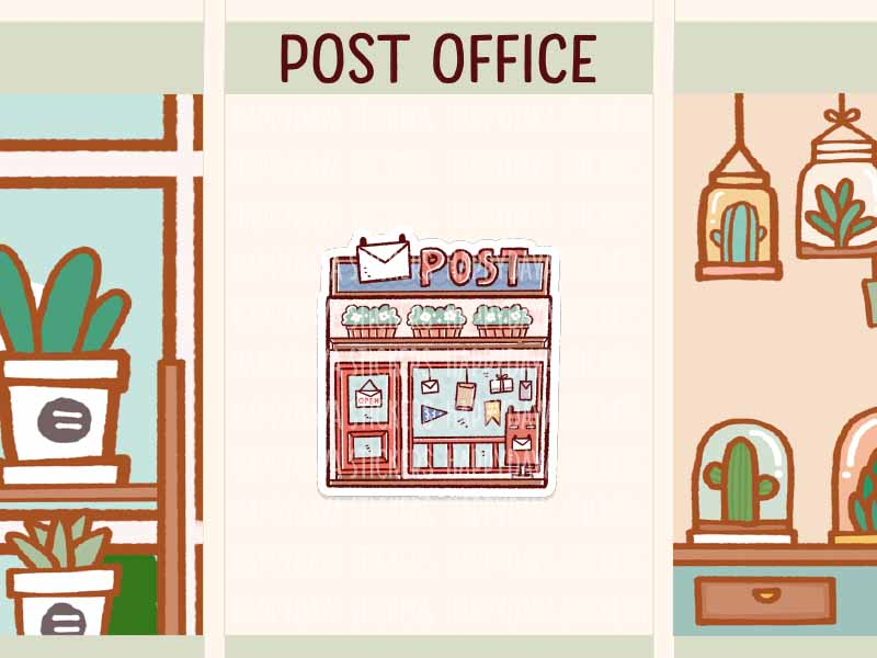 IN015: Post office