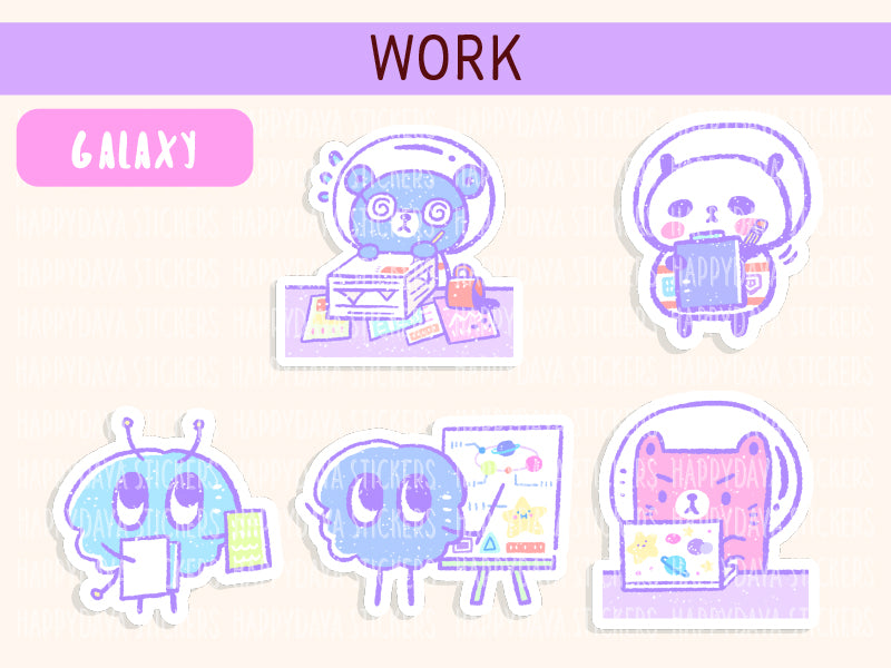 KIT002 (Galaxy) : Work (sheet 4)