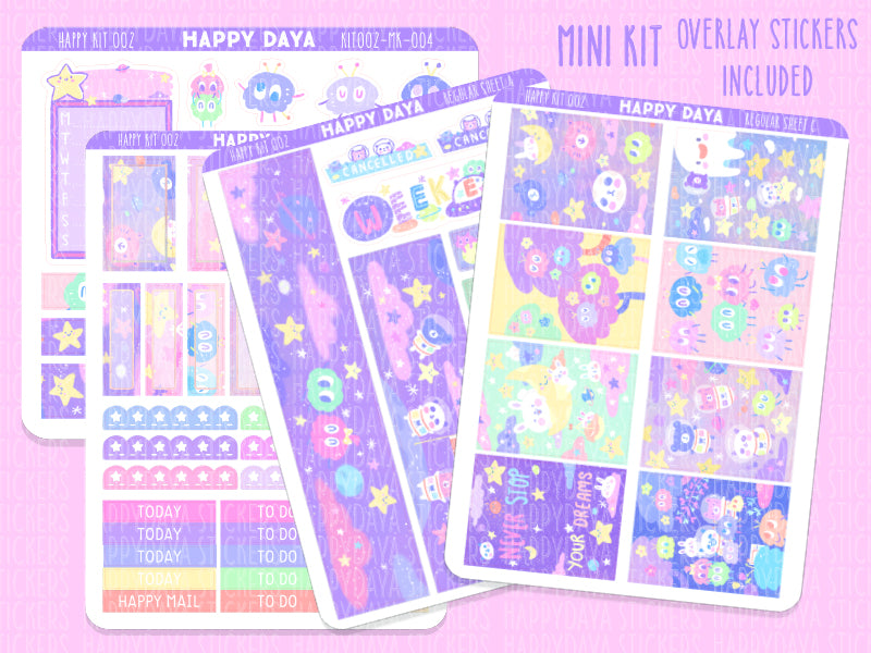 KIT002 (Galaxy) :Mini kit