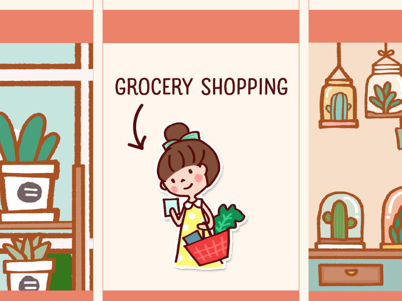 LOLA004: Grocery shopping