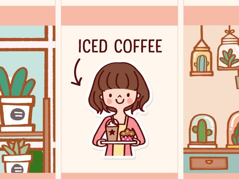 LOLA015: Iced coffee