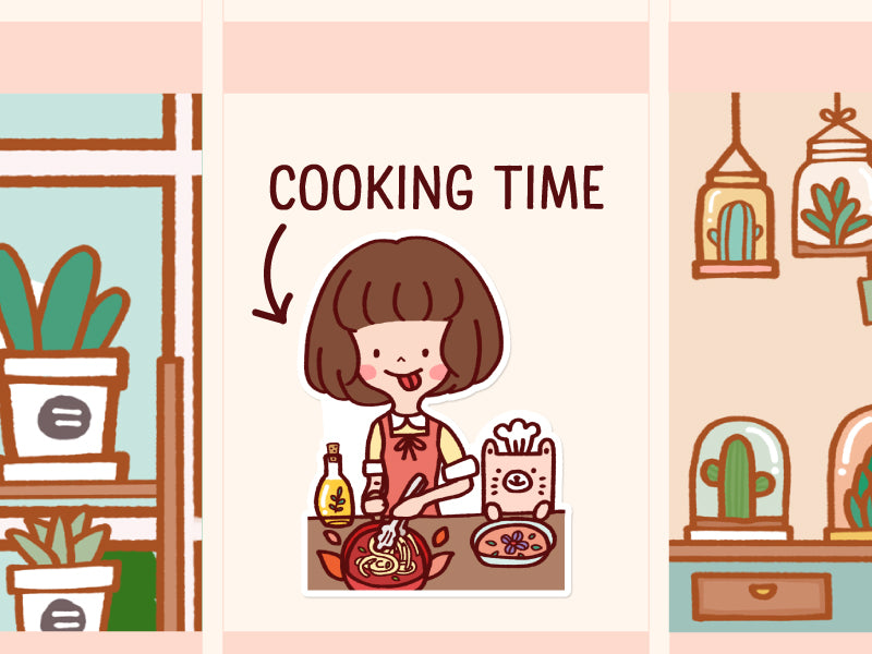 LOLA031: Cooking time