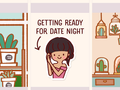 LOLA051: Getting ready for date night