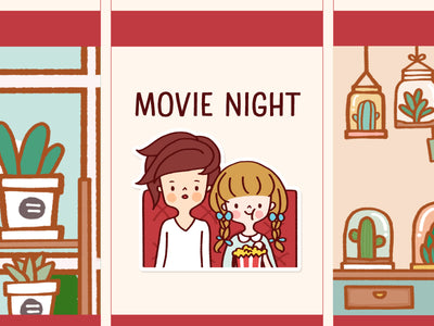 LOLA052: Movie night