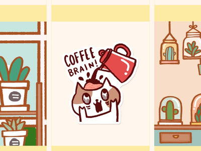MS005:  Coffee brain