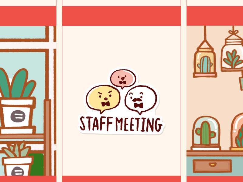 MS017: Staff meeting