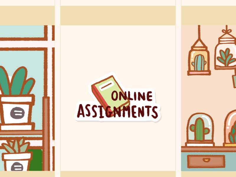 MS019: Online assignments