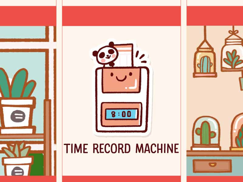 MS035: Time record machine