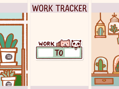 MS065: Work tracker