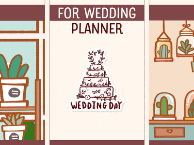 MS068: Wedding cakes for wedding planner