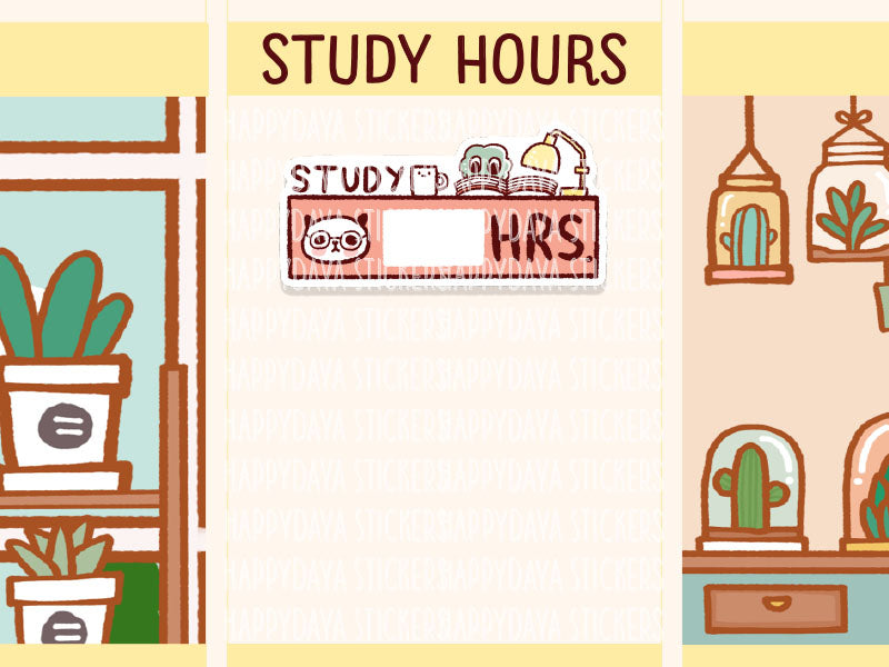 MS083: Study hours