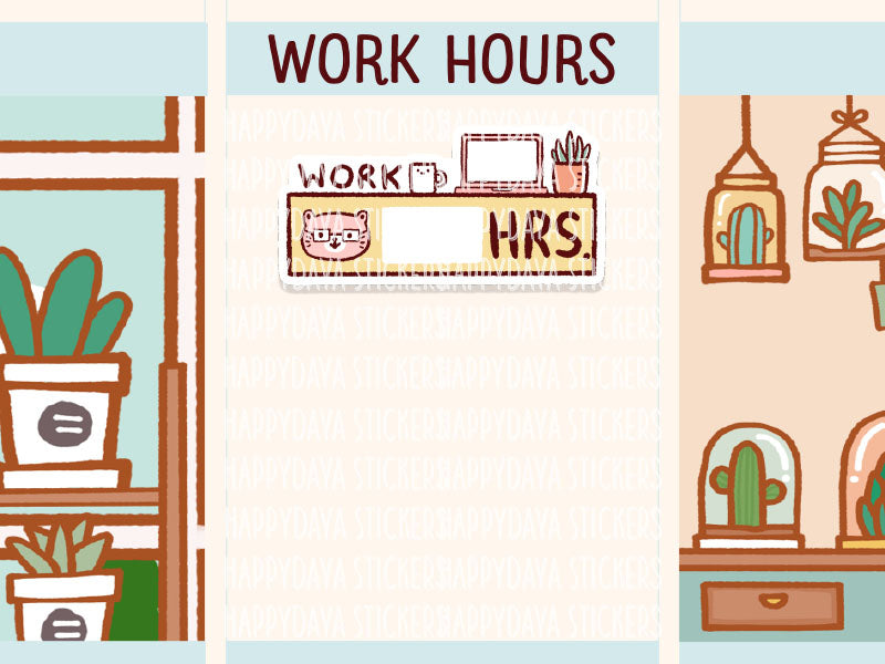 MS084: Work hours