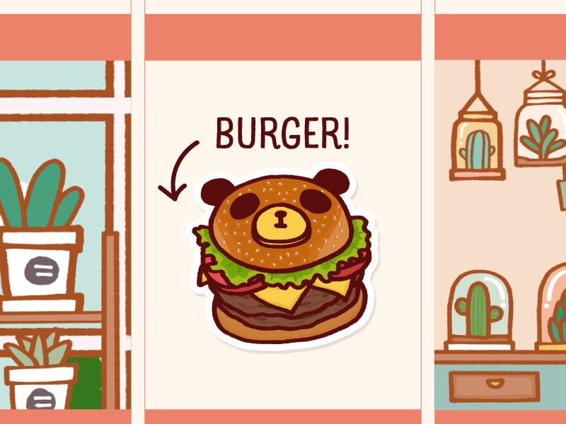PD003: Hamburger