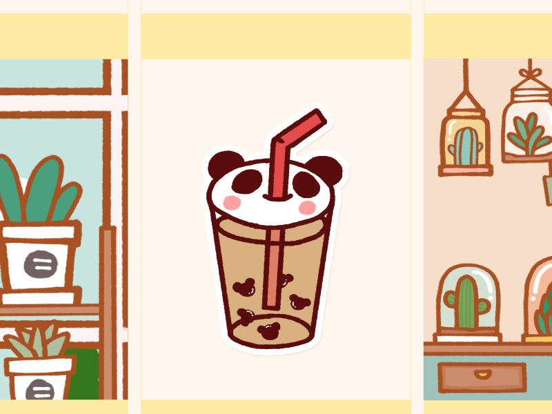 PD006: Boba tea